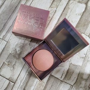 💕BrandNew UrbanDecay Naked Illuminated 'Fireball'